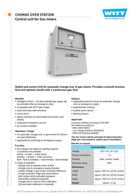 WITT-Gasetechnik GmbH & Co KG